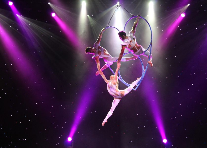 Spectacle cirque complet 2